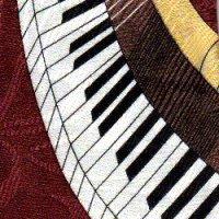 ネクタイ ピアノ <A>