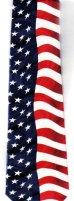 画像2: ネクタイ 星条旗 アメリカ国旗  <B> (2)