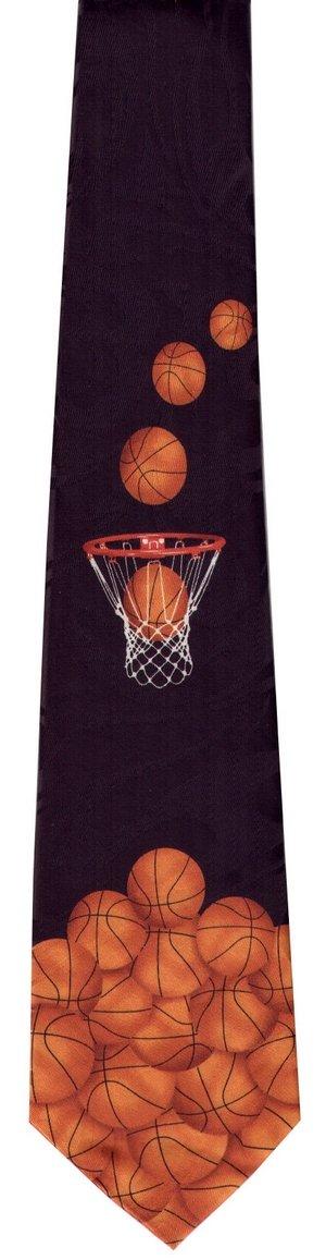 画像2: ネクタイ バスケットボール <D>