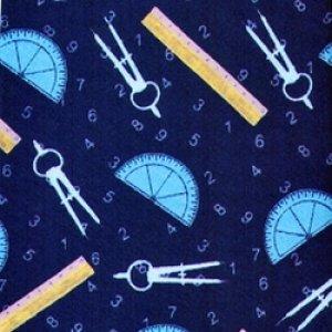 画像1: ネクタイ 数学 <E>