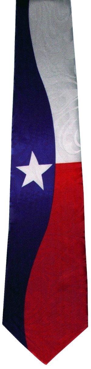 画像2: ネクタイ アメリカ テキサス州旗