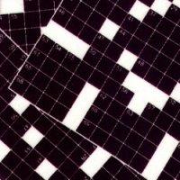 ネクタイ クロスワードパズル  <B>