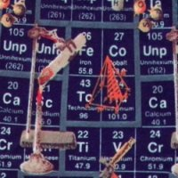 ネクタイ 元素記号 <E>