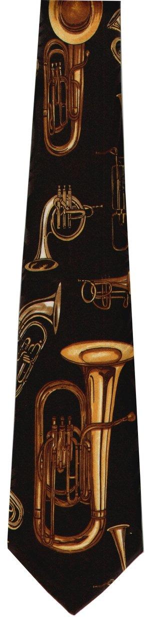画像2: ネクタイ 金管楽器 <B>