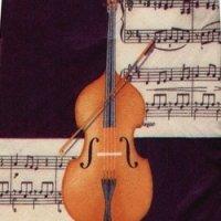 ネクタイ バイオリン <C>