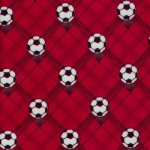 画像1: ネクタイ サッカー <F>