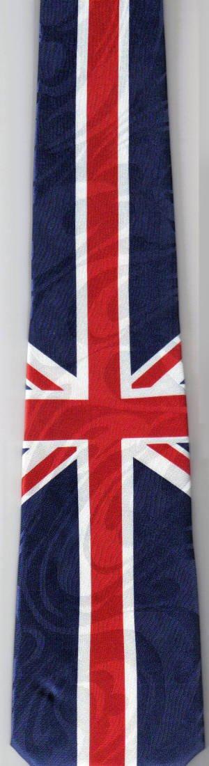 画像2: ネクタイ ユニオンジャック イギリス国旗