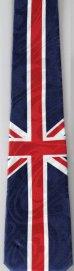 画像2: ネクタイ ユニオンジャック イギリス国旗 (2)