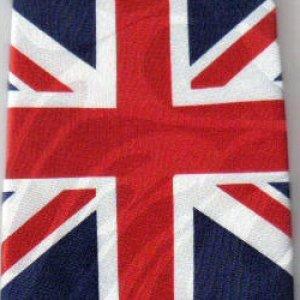 画像1: ネクタイ ユニオンジャック イギリス国旗