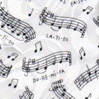 ネクタイ 楽譜 <A>