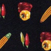 ネクタイ 野菜