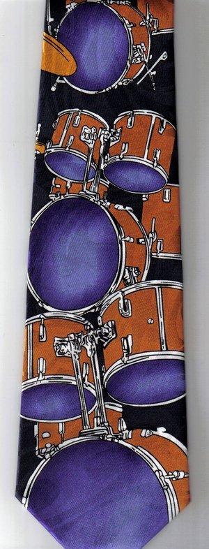画像2: ネクタイ ドラム <E>
